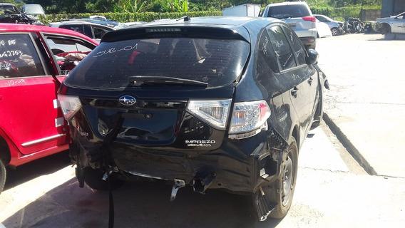 Sucata Subaru Impreza 2011, Importmultipeças