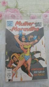 Revista Quadrinhos Antiga - Mulher Maravilha
