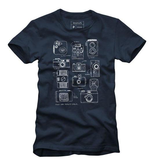 Camiseta Cameras Reserva
