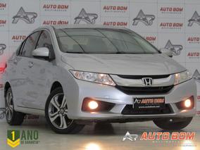 Honda City 1.5 Ex Flex Aut. Completo!