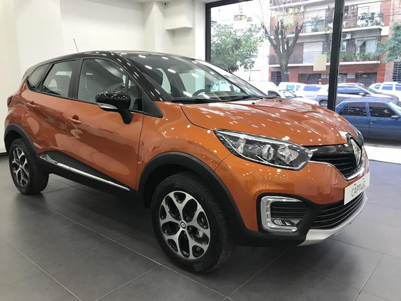 Renault Captur Cvt 1.6 Lr