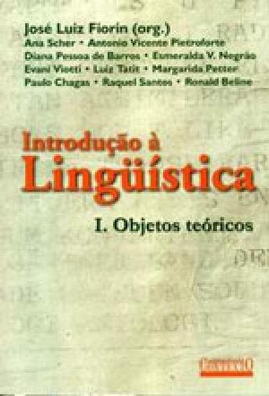 Introdução A Linguística I