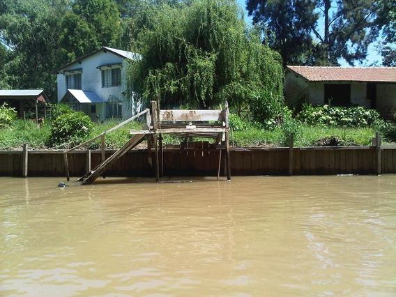 Oportunidad Liquido 2 Casas En La Isla Cruzando El Rio Lujan