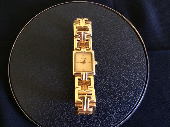 Relógio De Pulso Feminino Bulova Quartz