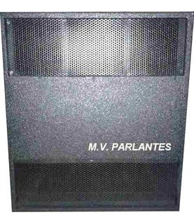 Sub 118 Clon Rcf $9500 M.v. Parlantes