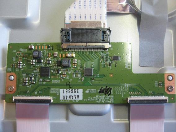 Placa T-com Lg 43lw540s Com Flats