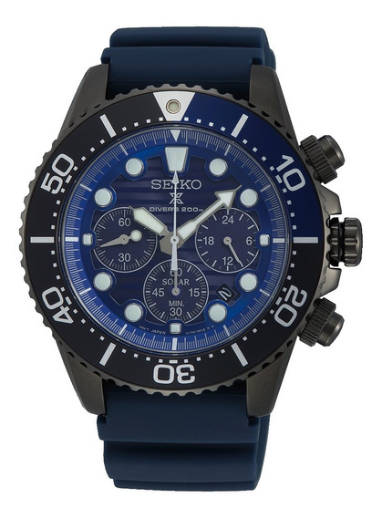 Relógio Seiko Prospex Save The Ocean Diver