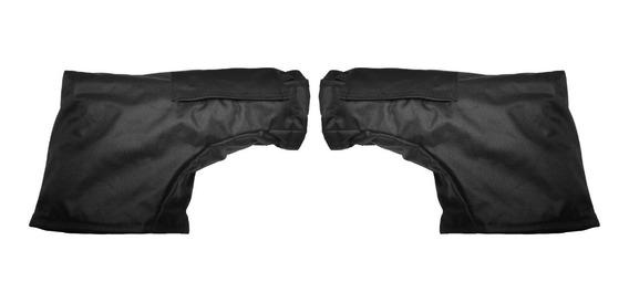 Cubre Manos Doble Abrigo Impermeables Termicos - Sti Motos