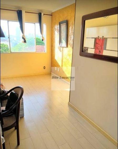 95015 * Apartamento Com 2 Dormitórios E 4 Vagas!!! - Ap2986