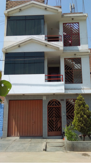 Los Olivos Alquilo Departamento 3 Dormitorios ,frente Parque