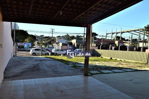 Imagem 1 de 30 de Casa Com 4 Dormitórios À Venda, 234 M² Por R$ 960.000,00 - Santa Felicidade - Curitiba/pr - Ca0110