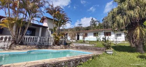 Imagem 1 de 13 de Juquitiba/bela Chacara C/piscina/lazer/morar/ref:05263