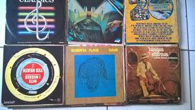Lote C/ 70 Lp-vinil-pop-house -flash Black-pop Rock