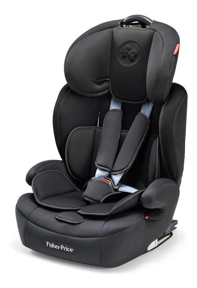 Cadeira Para Auto Safemax Fix Preta - Fisher Price