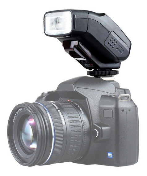 Flash Canon Viltrox Jjy610ii 6d 70d 5d T5i T4i T3i T2i Eos