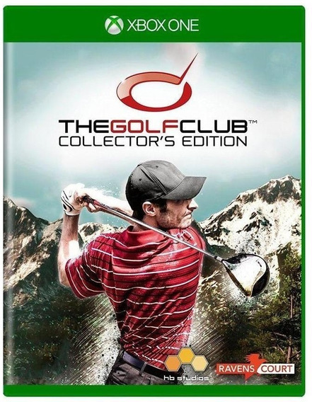 The Golf Club Collectors Edition - Midia Fisica - Xbox One