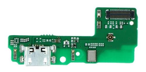 Imagem 1 de 2 de Conector Carga Redmi 5 Placa Flex Porta Usb Microfone