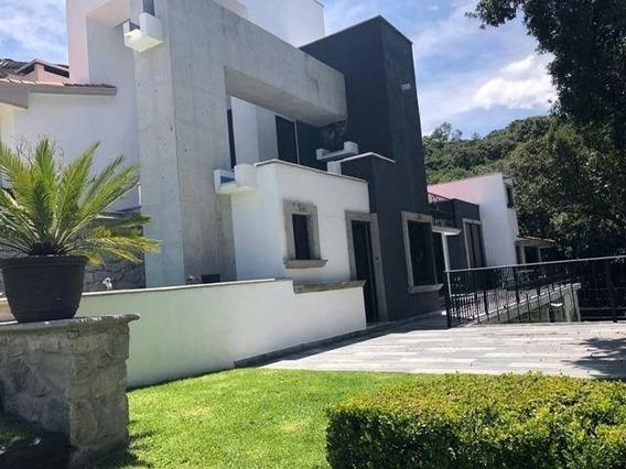 Er1007.-exclusiva Residencia De Ensueño. En Hacienda De Valle Escondido.