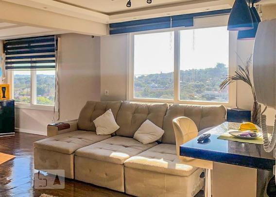 Apartamento Para Aluguel - Tristeza, 1 Quarto, 65 - 893098331