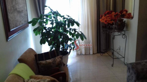 Apartamento Com 2 Dormitórios À Venda, 48 M² Por R$ 275.000,00 - Jardim Independência - São Paulo/sp - Ap2065