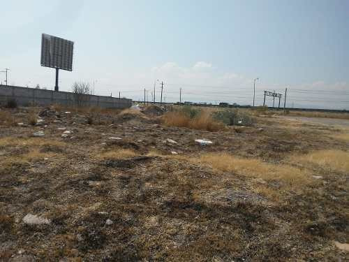 Terreno En Renta, Cerca A Cedis Soriana