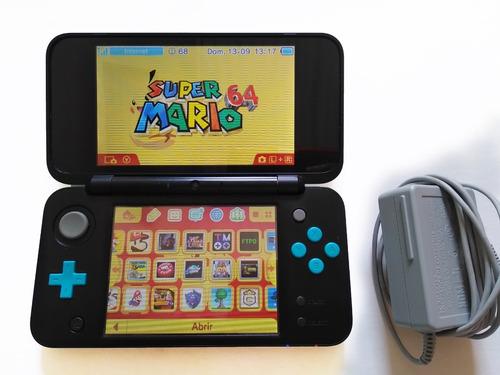 New 2ds Xl Juegos Y Emuladores