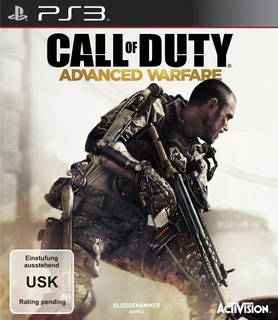 Cod Advanced Warfare Ps3 Digital | Cod Aw Español Tenelo Hoy