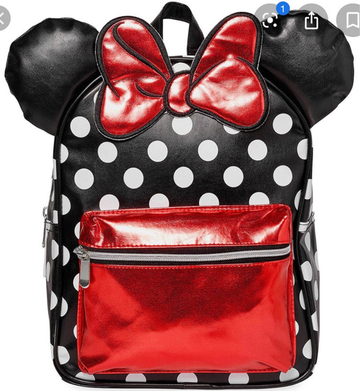 Mochila Minnie Mouse Fashion Original Disney Store