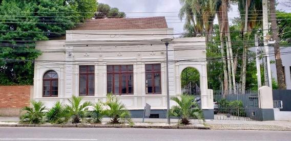 Casa Para Alugar, 308 M² Por R$ 26.000/mês - Batel - Curitiba/pr - Ca0318