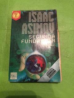 Segunda Fundación Isaac Asimov.