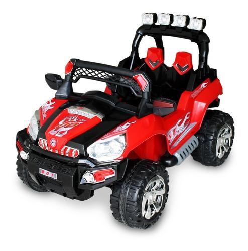 Carro Eléctrico Para Niños Montero 12v