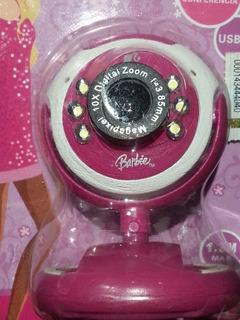 Càmara Web Barbie Usb 2.0 1.3m Max Nuevo