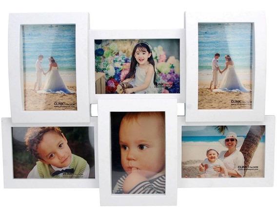 Porta Retrato A1 6 Fotos 10x15cm/15x10cm
