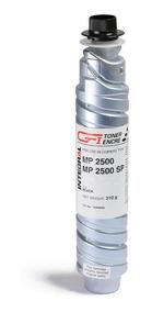 Toner Integral Preto P/ Ricoh Afício Mp 2500 Mp 2500sp