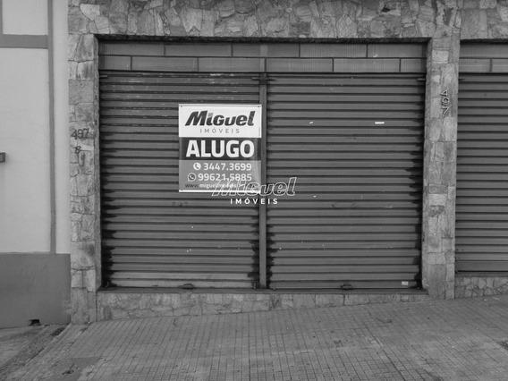 Salao Comercial - Centro - Ref: 3078 - L-1794