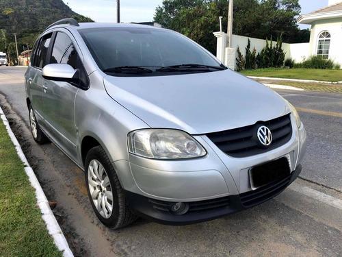 Imagem 1 de 8 de Volkswagen Spacefox 2008 1.6 Plus Total Flex 5p