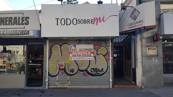 Excelente Local En Alquiler En El Centro De Ramos Mejía