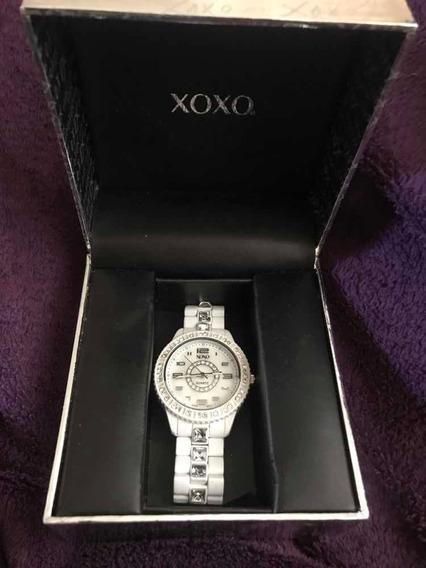 Relógio Xoxo Branco Feminino