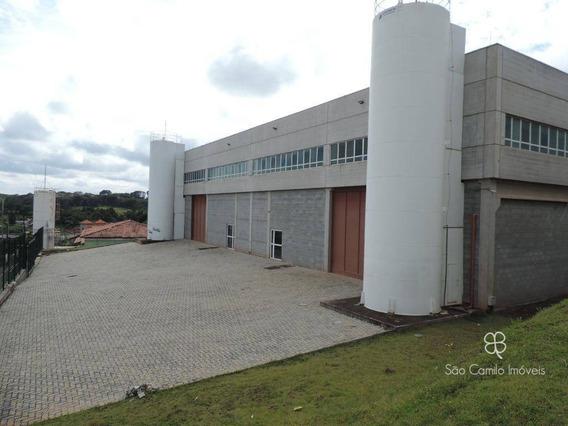 Galpão Para Alugar, 1370 M² Por R$ 21.920,00/mês - São Judas Tadeu - Vargem Grande Paulista/sp - Ga0060