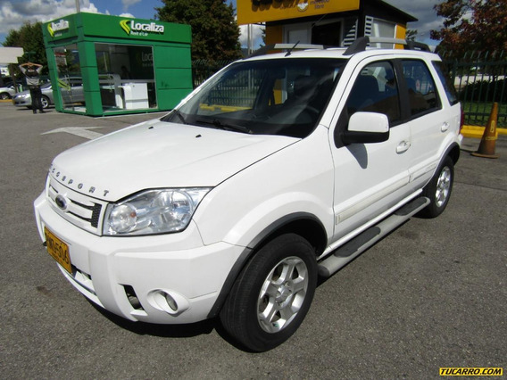 Ford Ecosport At 2000cc Aa 4x2 Fe
