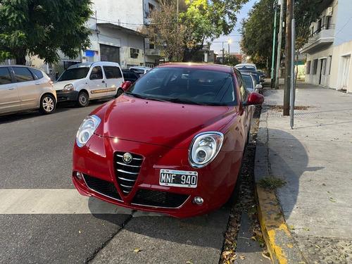 Alfa Romeo Mito 1.4 Turbo Distinctive Impecable Vendo Ya