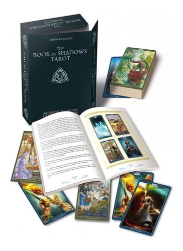 The Book Of Shadows Tarot Complete Edition [ 2 Mazos ]