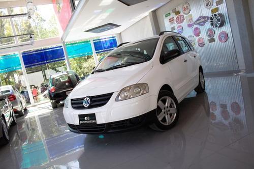 Volkswagen Vw Suran Trendline Gnc 2010 Blanco
