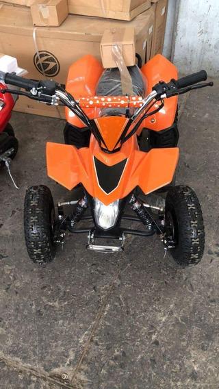 Mini Cuatrimoto 50 Cc Automatica 30 Km Velocidad Maxima