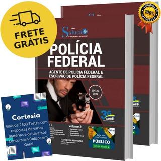 Apostila Concurso Pf - Agente E Escrivão Da Polícia Federal
