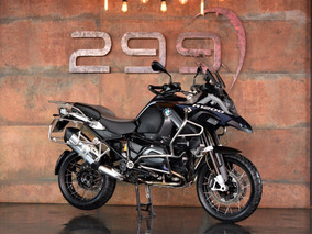 Bmw R 1200 Gs Adventure 2016/2016 Com Abs