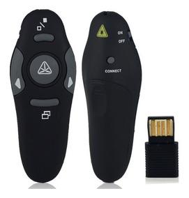 Apresentador De Slides Powerpoint Wireless Sem Fio Laser