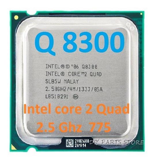 Cpu Processador Intel Core 2 Quad Q8300 2.5 Ghz Lga775