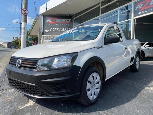 Volkswagen 2018 Robust 1.6 Flex Revisada 86.000 Km Novo