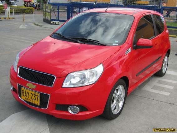 Chevrolet Aveo Sport